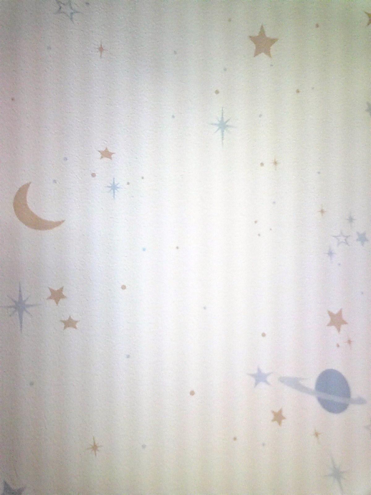 星柄の壁紙 クロス 壁紙店長のお気軽ブログ